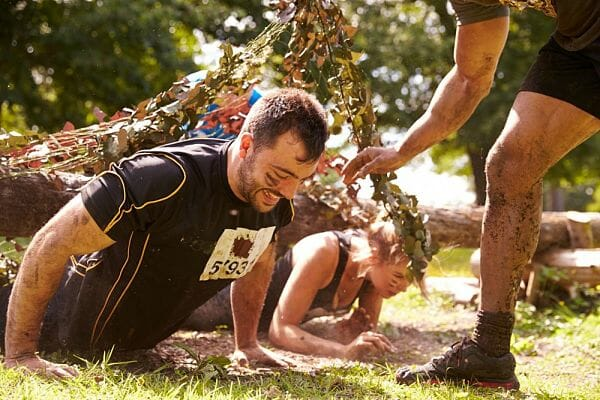 <h3>Endurance assault course</h3>