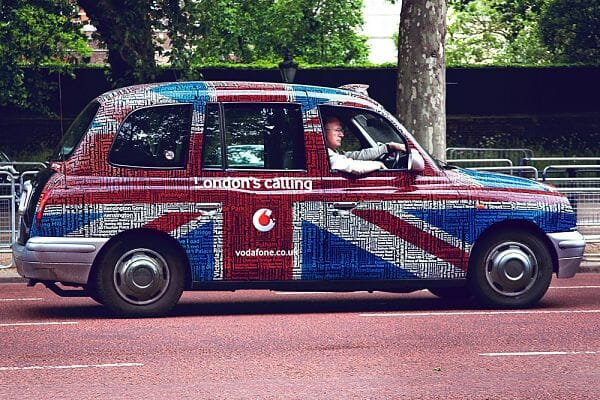 <h3>Black cab treasure hunt</h3>