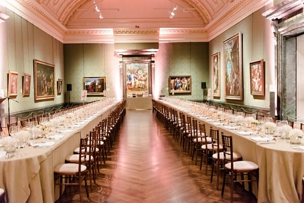 The National Gallery Dinner
